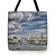 Tenby Harbour Tote Bag