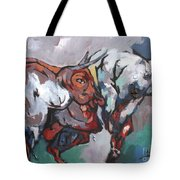 The Bulls Tote Bag