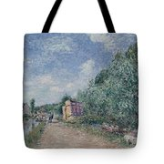 The Channel Of Loing Tote Bag