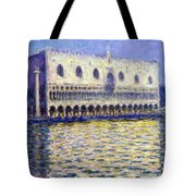 The Doges Palace Tote Bag