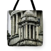 The Rhode Island State House On Capitol Hill In Providence Tote Bag