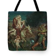 The Triumph Of The Innocents Tote Bag