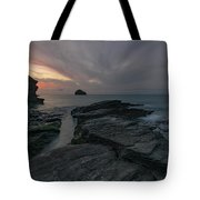 Trebarwith Strand - Cornwall Tote Bag