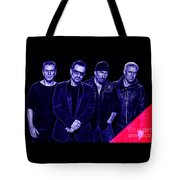 U2 Collection Tote Bag