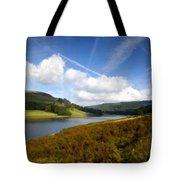 V F Landscape Tote Bag