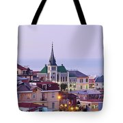 Valparaiso, Chile Tote Bag