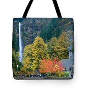 View Of Oregon Tote Bag