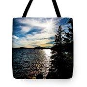 Waldo Lake Tote Bag