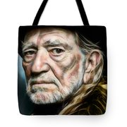 Willie Nelson Collection Tote Bag