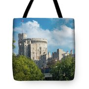 Windsor Castle Tote Bag
