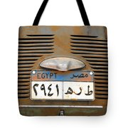 600 Lives Here Tote Bag