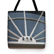 606 Tote Bag