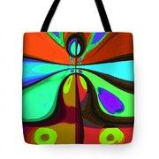 60s Free Love Tote Bag