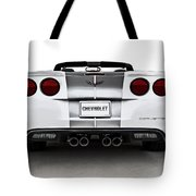 60th Anniversary Corvette Tote Bag