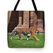 61- Sumatran Tiger Tote Bag