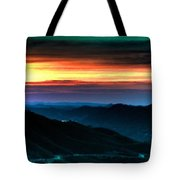 Landscape N More Tote Bag
