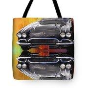 62 Corvette Tote Bag