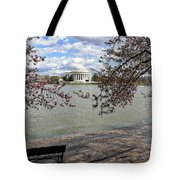Washington Dc Usa Tote Bag