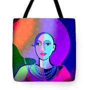 646 - Ice And Passion A Tote Bag