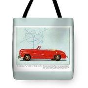 66 Oldsmobile Tote Bag