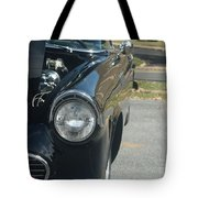 55 Thunderbird Front And Side Tote Bag