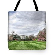 Washington Dc Usa Tote Bag