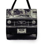 67 In The Shade Tote Bag