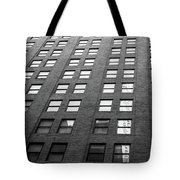 67 Wall St Tote Bag