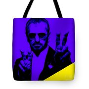 Ringo Starr Collection Tote Bag
