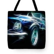 69 Mustang Mach 1 Fantasy Car Tote Bag