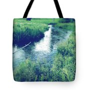 Spring Water Tote Bag