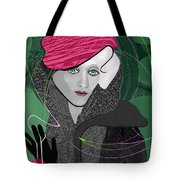 692  Decembers Lady A Tote Bag