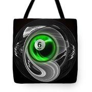 6fractuled Tote Bag