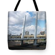 6th Street Bridge Tote Bag