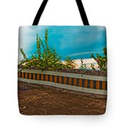 6x1 Philippines Number 432 Tagaytay Panorama Tote Bag