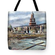 Union University Jackson Tennessee 7 02 P M Tote Bag