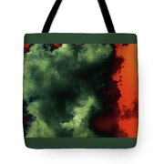 7-23-16--3933 # 2 Don't Drop The Crystal Ball Tote Bag