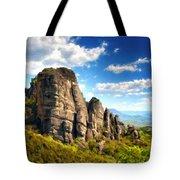 9 Landscape Tote Bag