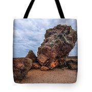 Agglestone Rock - England Tote Bag