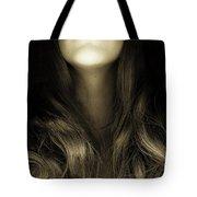 Beautiful Woman Tote Bag