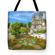 Braga Sanctuary Portugal Tote Bag