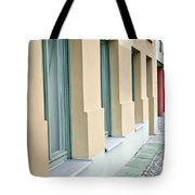 Building Exterior Tote Bag