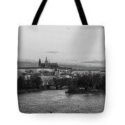 By The Vltava. Prague Spring 2017 Tote Bag