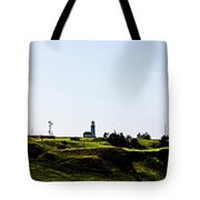 Cape Blanco Lighthouse Tote Bag