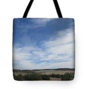 Concho Landscape Tote Bag