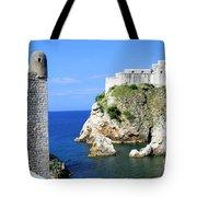 Croatia, Dubrovnik Tote Bag