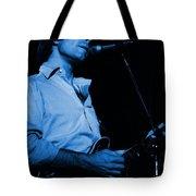 #7 Enhanced In Blue Tote Bag