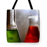 Equipment In Science Research Lab Tote Bag