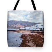 Famara - Lanzarote Tote Bag