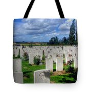 Flanders Fields Belgium Tote Bag